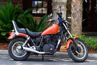 Orange Motorcycle insurance